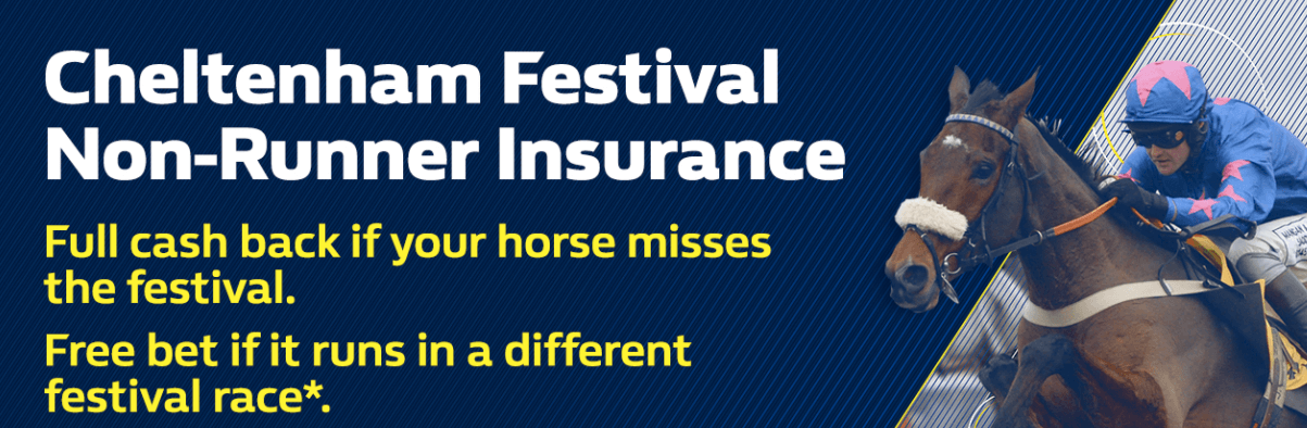Non-Runner Insurance William hill
