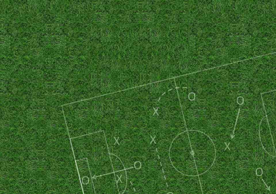football pitch model strategy