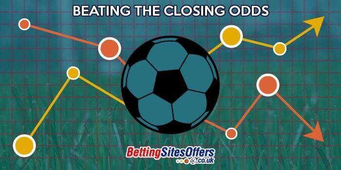 betting on closing odds