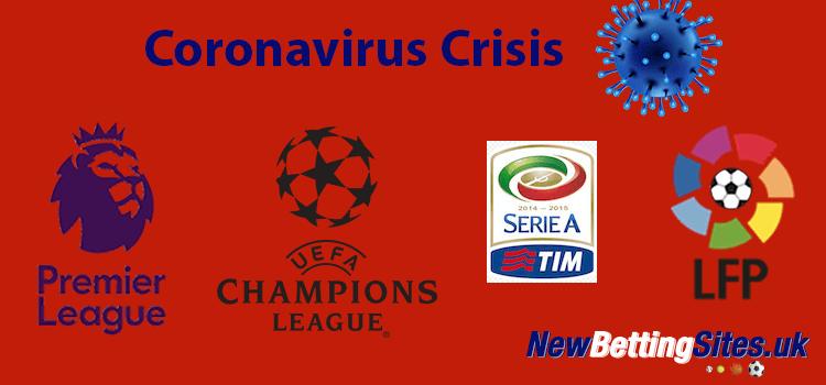 football league coronavirus crisis