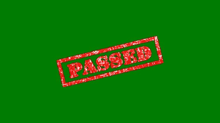 KYC docs pass