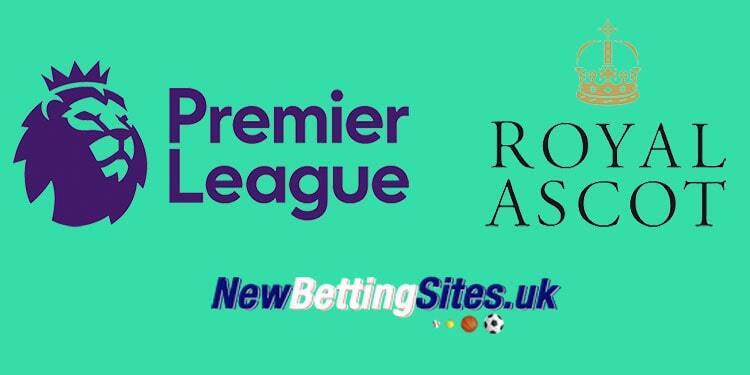 Premier League & Major Horse Racing is Back