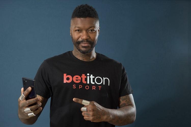 Betiton  Djibril Cissé!