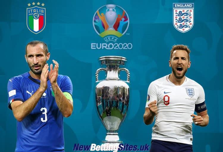 euro 2020 final italy- england