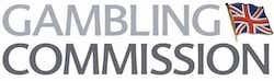 gambling commission british flag