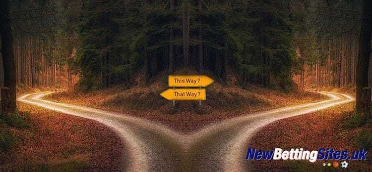 how to choice the way