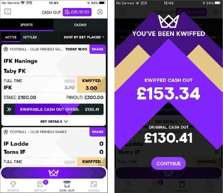 kwiff super charge example