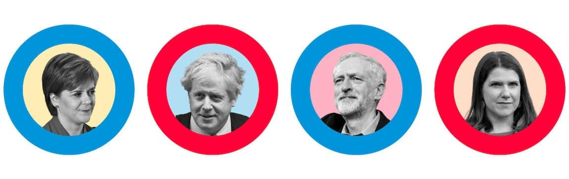 UK 2019 general elections candidates betting preview
