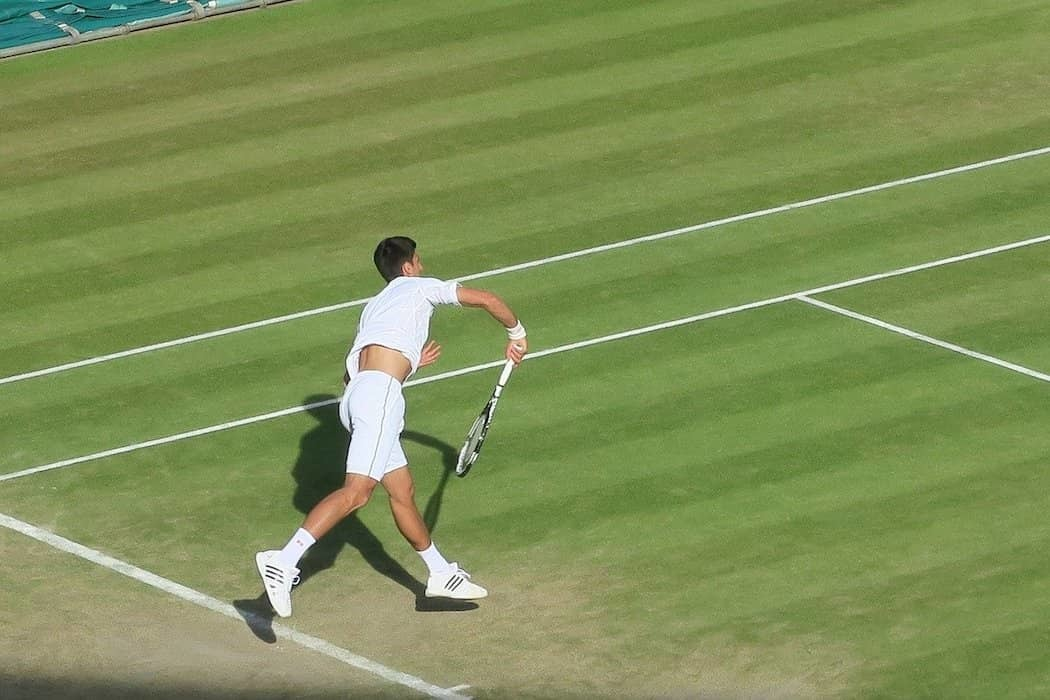 Wimbledon Novak Djokovik